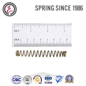 Color Zinc Stranded Wire Helical Spring for Hardware pictures & photos