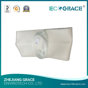 Food Processing High Tensile Food Grade PP 100 Micron Filter Bag pictures & photos