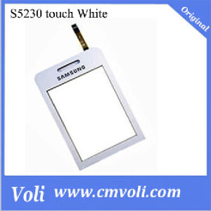 Mobile Touch Screen for Samsung S5230 Touch Screen Display pictures & photos
