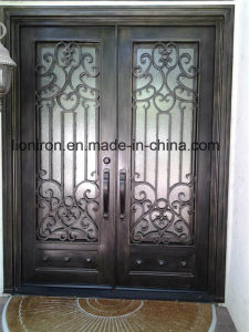 Irnamental Factory Outlet Wrought Iron Entry Doors & China Irnamental Factory Outlet Wrought Iron Entry Doors - China ... pezcame.com