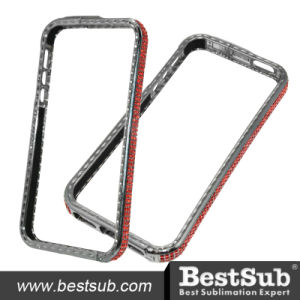 Bestsub Promotional Personalized Sublimation Phone Cover for iPhone 5/5s/Se Withcrystal Frame (IP5K30R) pictures & photos