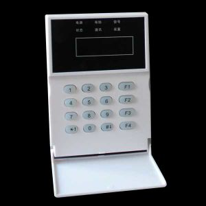 8 Wireless Defense PSTN Alarm System with LED Screen Indicator pictures & photos