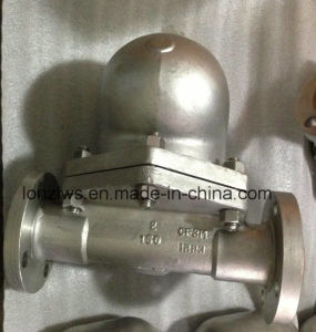 Stainless Steel Flange End Ball Float Steam Trap pictures & photos