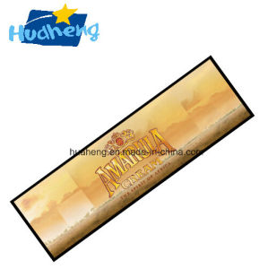Colorful Rubber Promotional Customized Bar Runner, Bar Mat