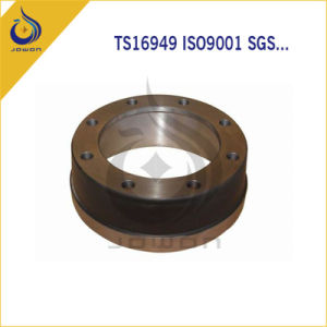 Iron Casting Tractor Parts Brake Drum with Ts16949 pictures & photos