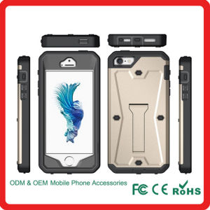 2in1 Armor Mobile Phone Accessories Case for iPhone 6s Plus pictures & photos
