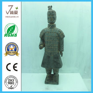 Polyresin Religion Terracotta Figurine Buddha Statue pictures & photos