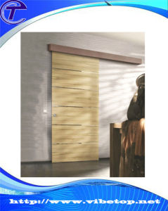 Modern Interior Aluminum Wood Sliding Barn Door Hardware pictures & photos