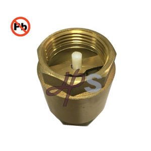 Low Lead Brass Spring Check Valve for USA Market pictures & photos