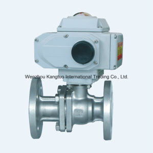 Regulating on-off Type Electric Actuator, Motorized Actuator pictures & photos