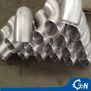 Aluminum B241 1060 Pipe Fitting Elbow pictures & photos