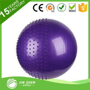 Non-Toxic PVC Massage Yoga Ball pictures & photos