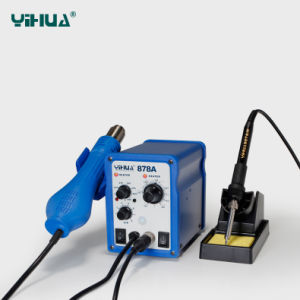 Yihua878A Hot Air Rework Soldering Station pictures & photos