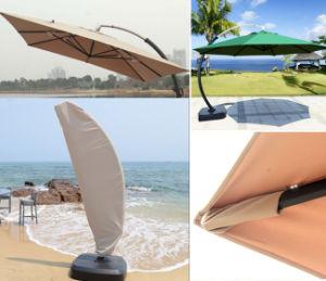 Luxury Outdoor Commercial Advertisement Folding Garden Umbrella pictures & photos