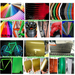 China Factory Sale Glow in Dark Color Powder Coated Paint Coating pictures & photos