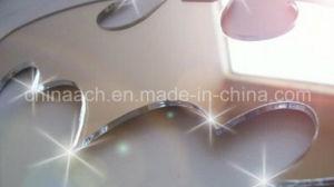 Double Acrylic Mirror Sheet Golden Sliver pictures & photos