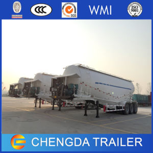 3 Axle Tank Semi Trailer Bulk Cement Trailer for Sale pictures & photos
