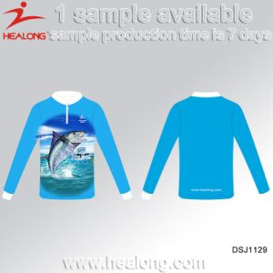Sublimation Fishing Shirts Clothing Equipment Jerseys pictures & photos