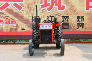 32HP 2WD 320 off-Road Farm Agricultrual Wheel-Type Tractor Factory pictures & photos
