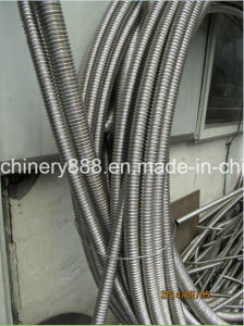 Corrugated Flexible Metal Water Hose Pipe Making Machine pictures & photos