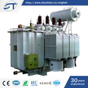 33kv Hv Oil Immersed Power Transformers with Good Price pictures & photos