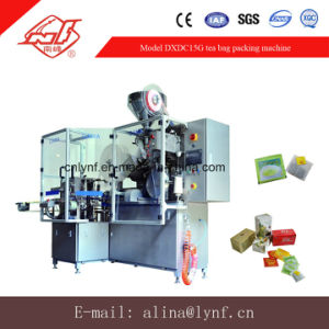 Single Chamber Tea Bag Machine with PLC Control/Empty Bag Reject Model//31 Years Factory for Tea Bag Packing Machine// pictures & photos