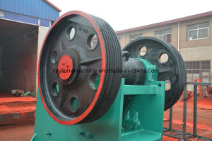 2016 Hot Selling PE600X900 Jaw Crusher About 180 Tons Per Hour pictures & photos