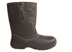 Ufa003 High Cut Steel Toe Cap Safety Boots pictures & photos