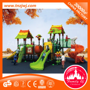 Plastic Children Outdoor Playground Slide for Amusement Park pictures & photos