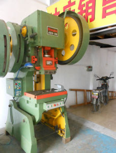 Bohai Brand 40t Punching Machine, Power Press Machine Exprot Standard pictures & photos