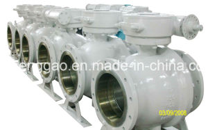 Nace Flanged Ball Valve