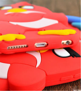 3D Bird Silicone Case for Huawei P8 P9 Oppo R9s R9splus Phone Accessories (XSDW-051) pictures & photos