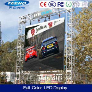 High Definition Video Wall P10 Outdoor LED Display Screen pictures & photos