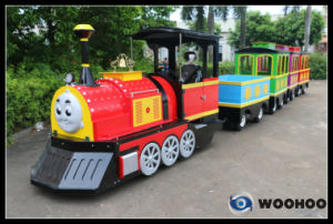 Indoor Playground Tourist Train Sightseeing Track Electrical Train pictures & photos