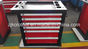 Professional Kolo Kraftwelle Tool Trolley with 6drawers Tool Cabinet pictures & photos