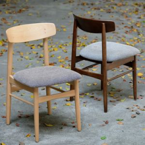 High Quality Beech Wood Cafe Chair pictures & photos