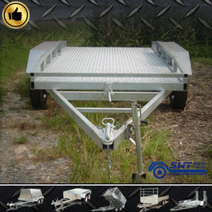 Large Capacity Ponderable Plant Transport Trailer in Sale (SWT-PT146) pictures & photos
