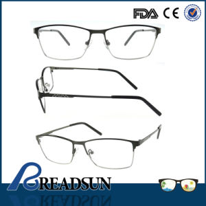 Om134204 Super Thin Steel Optics Glasses for Unisex Design pictures & photos
