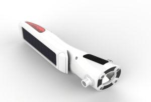 Aluminum Solar LED Flashlight Torch pictures & photos