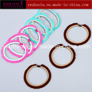 Rubber Metal Free Hair Ties pictures & photos