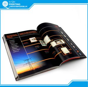 Matte Art Paper Paperback Catalog Printing pictures & photos