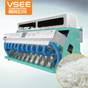 Rice Processing Machine CCD Color Sorter pictures & photos