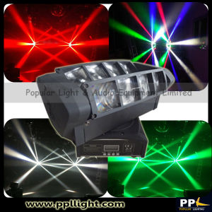 Adj Moving Head 8X10W 4in1 Mini Spider Moving Head Light pictures & photos