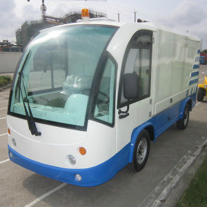 2 Seater Electric Cargo Carrying Truck with CE (DT-8) pictures & photos
