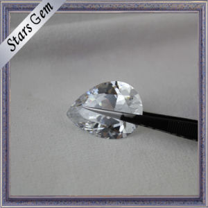 Shining Brilliant Cut Wholesale White Cubic Zirconia Gemstone pictures & photos
