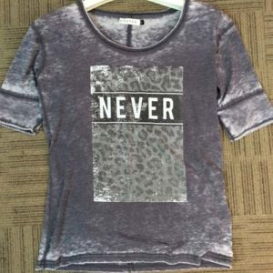 Men′s Burnout Wash T-Shirt pictures & photos