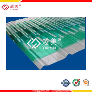 1mm Clear Greenhouse Roofing Polycarbonate Plastic Sheet pictures & photos
