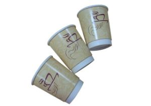 12oz Double Wall Insulated Hot Coffee Paper Cups pictures & photos