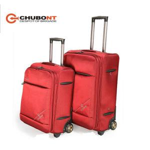 Chubont Two Wheels Fashion Travel Luggage Set pictures & photos