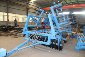 48 Discs Heavy Duty Hydraulic Disc Harrow pictures & photos